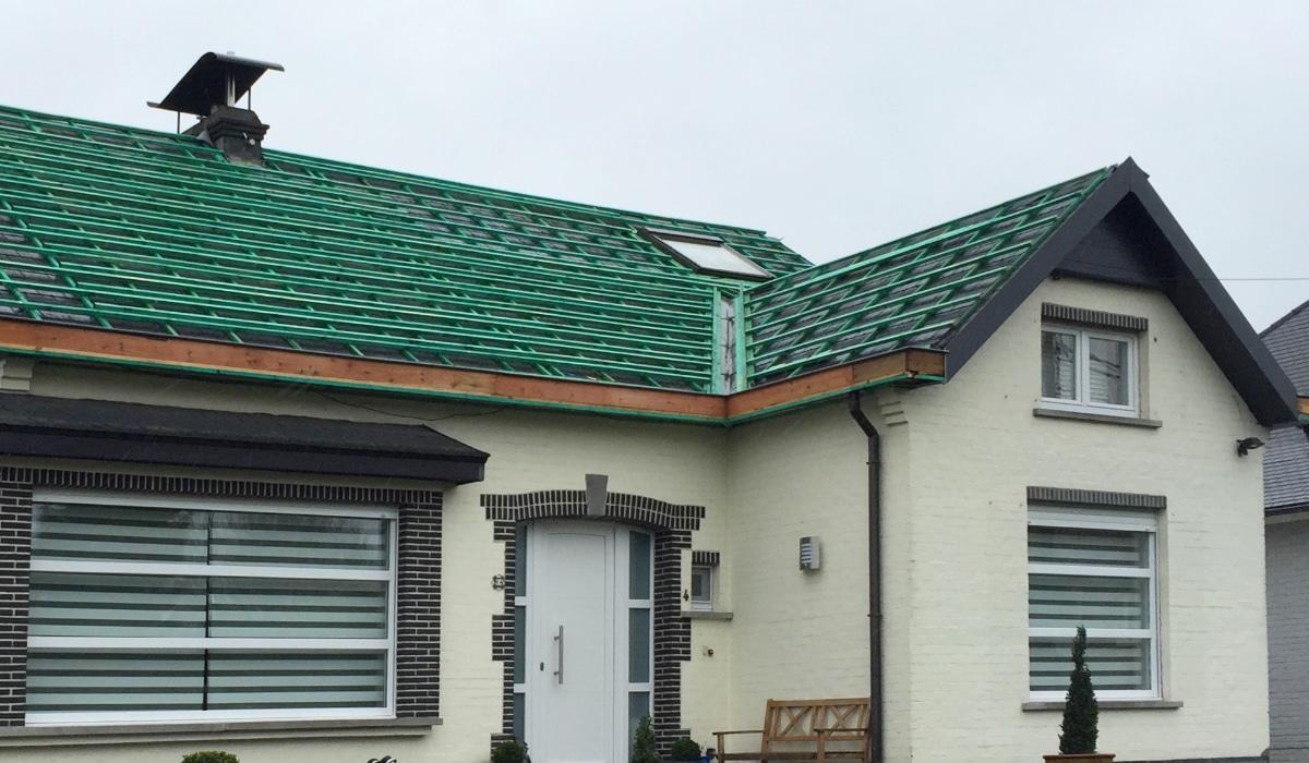 dak renoveren met een overzetdak