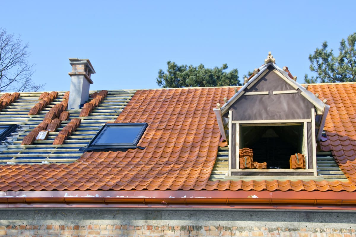 dakpannen vervangen