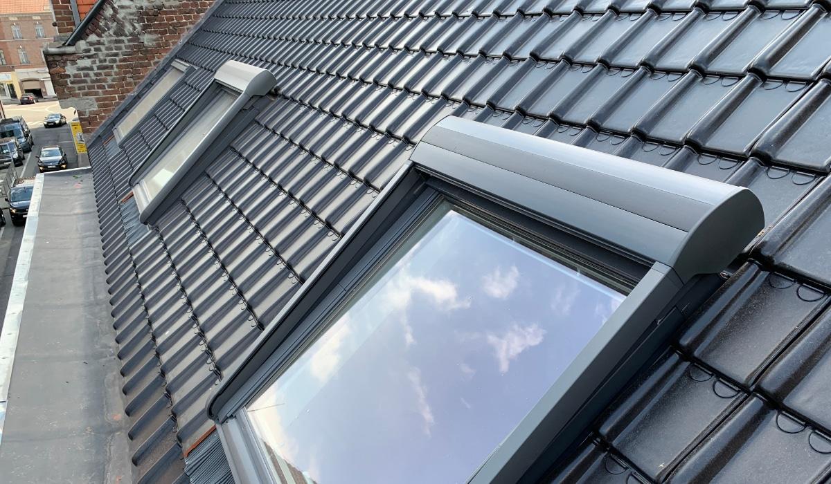 dakrenovatie met nieuwe dakbedekking