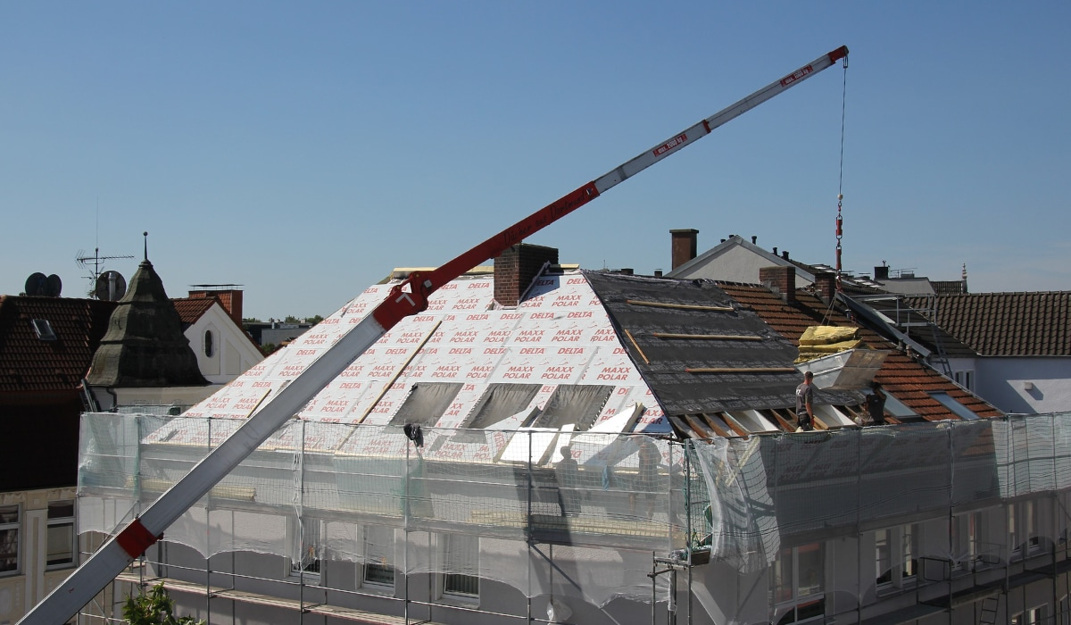 prijs dakrenovatie dak vernieuwen